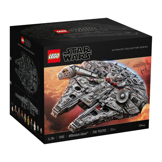LEGO Star Wars Millennium Falcon 75192 image number null