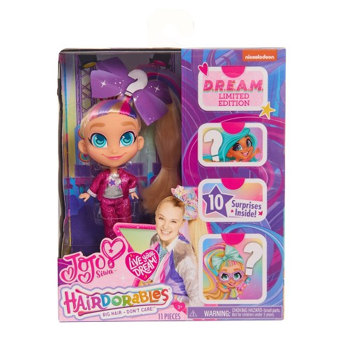JoJo Siwa JoJo Loves Hairdorables Limited Edition Collectible Doll - image 1 of 4