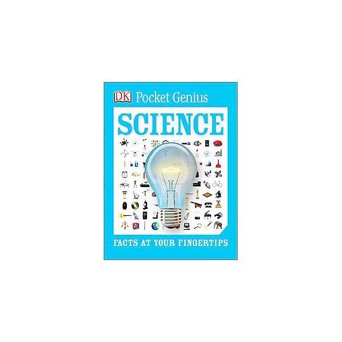 Pocket Genius: Science - (Paperback) - image 1 of 1