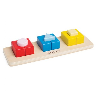 Kaplan Early Learning Basic Shape and Color Sorter