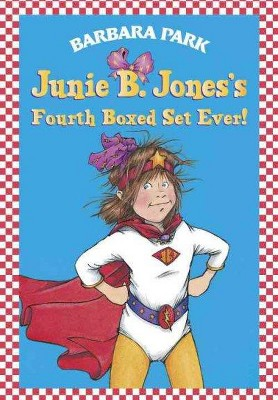 Junie B. Jones's Fourth Boxed Set Ever! ( Junie B. Jones) (Paperback) by Barbara Park
