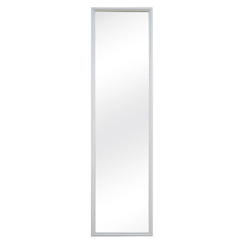 Framed Mirror White - Room Essentials™ : Target