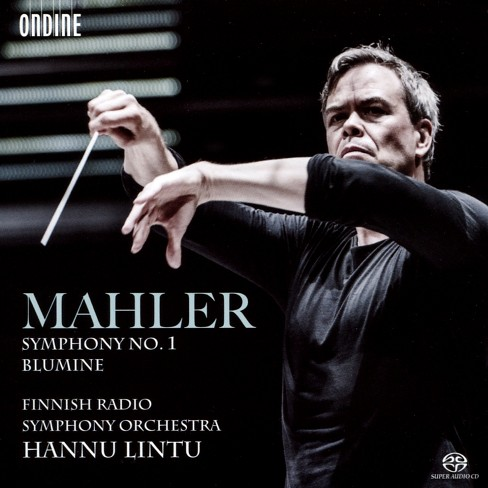 Finnish radio sympho - Mahler:Sym no 1 titan/Blumine (CD) - image 1 of 1