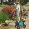 Liberty Garden 301 2 Wheel Outdoor Garden Water Hose Reel Storage Holder & Cart - image 2 of 4
