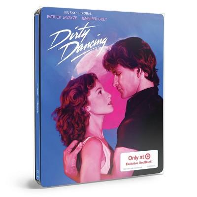 Dirty Dancing (Target Exclusive SteelBook) (Blu-ray + Digital)