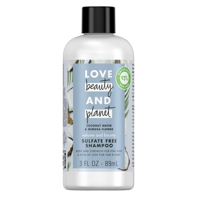 Shampoo & Conditioner: Love Beauty & Planet - Volume & Bounty
