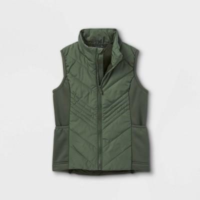Girls' Puffer Vest - All in Motion™