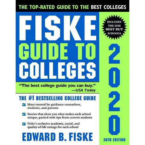 Best Printer For College Students 2020 Fiske Guide To Colleges 2020   36 Edition By Edward Fiske