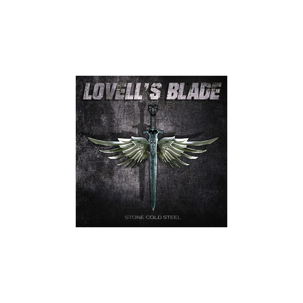 Lovell's Blade - Stone Cold Steel (CD)