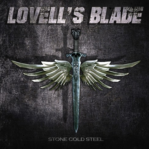 Lovell's Blade - Stone Cold Steel (CD) - image 1 of 1