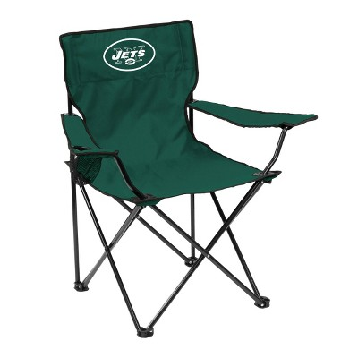 NFL New York Jets Quad Outdoor Portable Chair