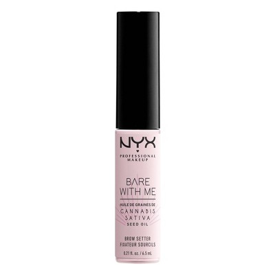 NYX Professional Makeup Bare with Me Cannabis High Brow Setter - 0.21 fl oz
