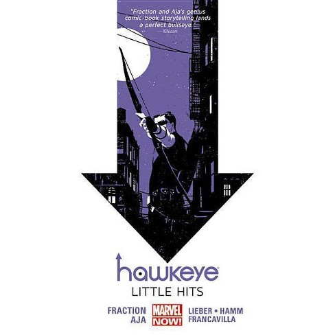 Hawkeye Little Hits - (Marvel Now) (Paperback) - image 1 of 1