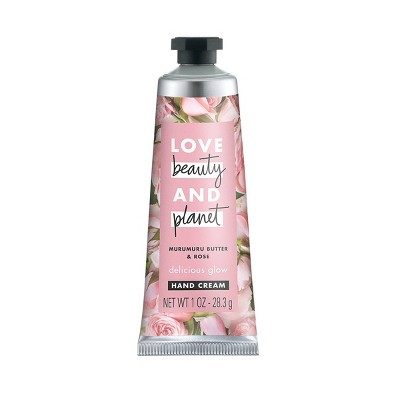 Love Beauty and Planet Rose Hand Cream - 1oz
