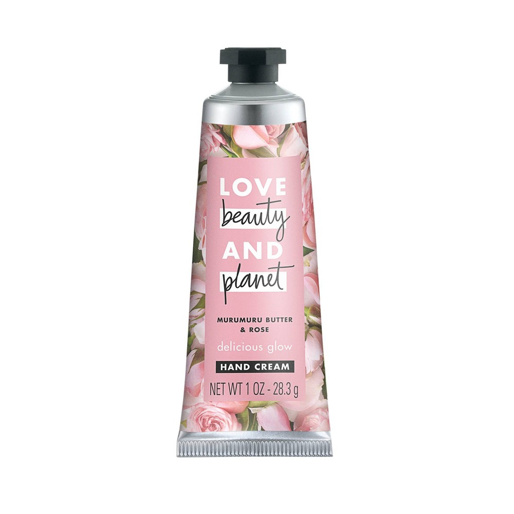 Image of Love Beauty and Planet Rose Hand Cream - 1oz