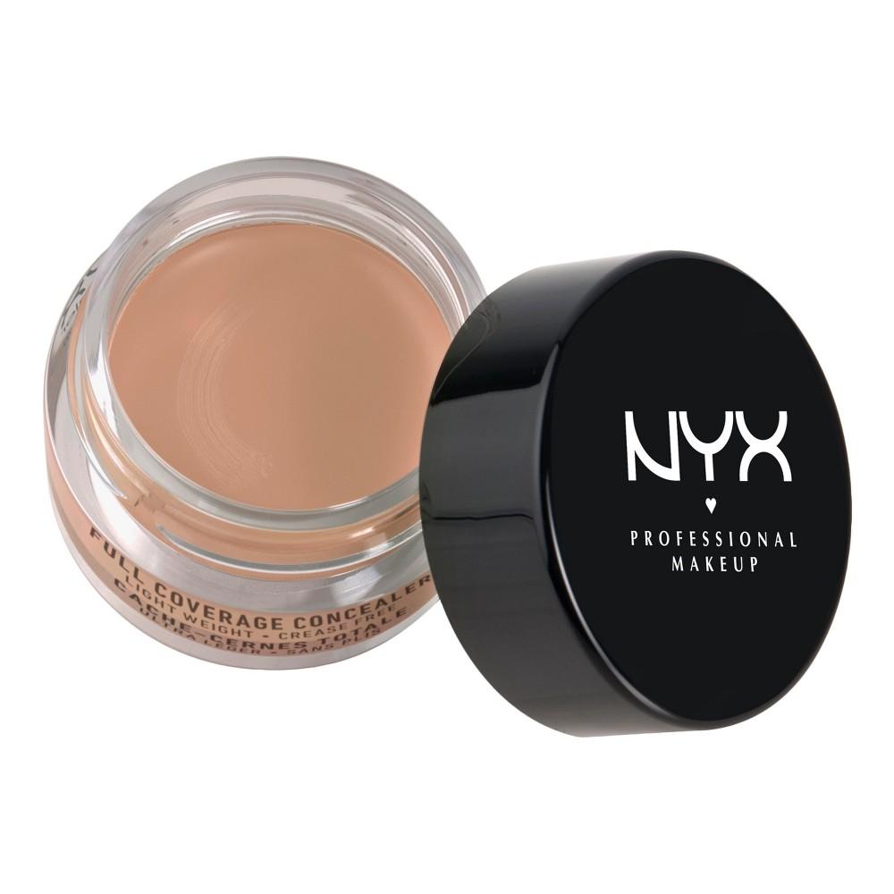Nyx Professional Makeup Concealer Jar Glow - 0.21oz
