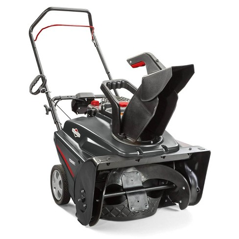 """Briggs & Stratton 1696715 22"""" 208cc Single Stage Electric Start Gas Snow Thrower - image 1 of 4"""