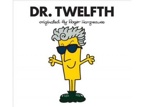 Dr. Twelfth (Paperback) (Adam Hargreaves) - image 1 of 1