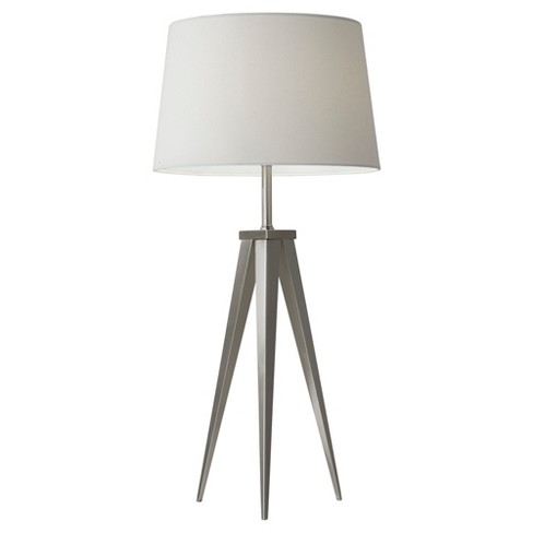 Adesso Producer Table Lamp (Lamp Only) - Silver - image 1 of 1
