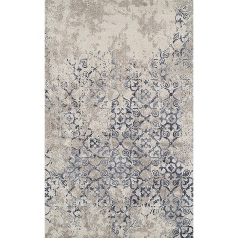 9 6 X13 Linen Solid Woven Area Rug
