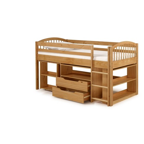 Twin Addison Junior Loft Bed With