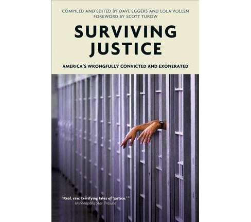 Surviving Justice : America's Wrongfully Convicted and Exonerated (Paperback) - image 1 of 1