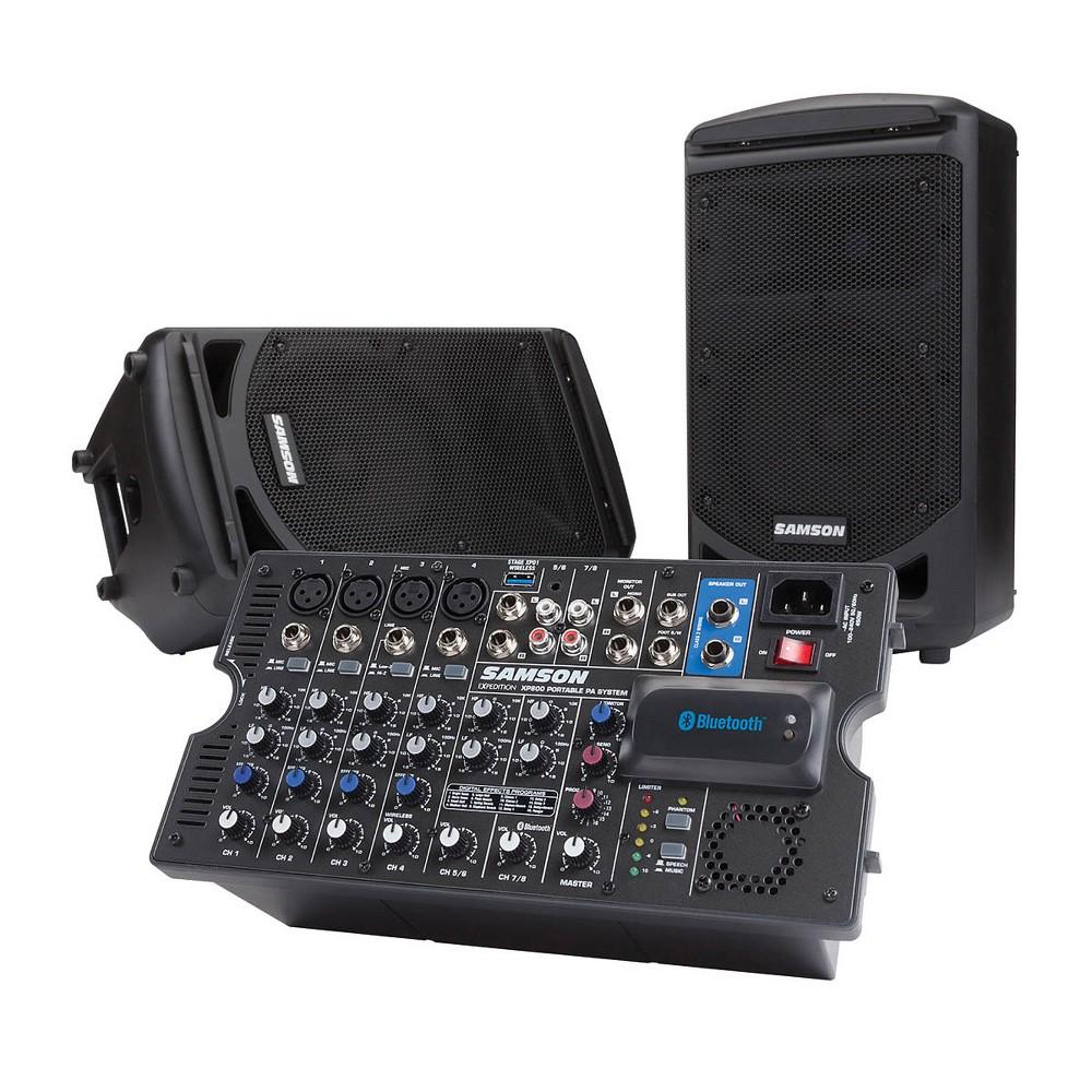 Samson Audio Expedition XP800, Black