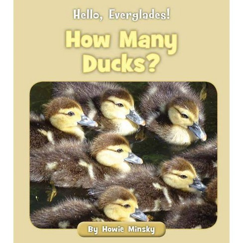 How Many Ducks? - (Hello, Everglades!) by  Howie Minsky (Paperback) - image 1 of 1