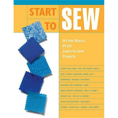 Start to Sew - (Paperback) - image 1 of 1