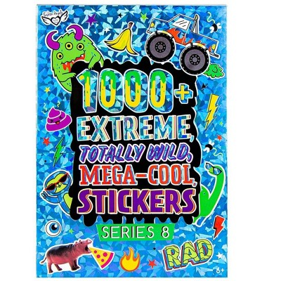 Fashion Angels Fashion Angels 1000+ Mega Cool Stickers | Series 8