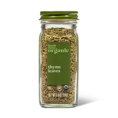 Organic Thyme Leaves - 1.1oz - Good & Gather™
