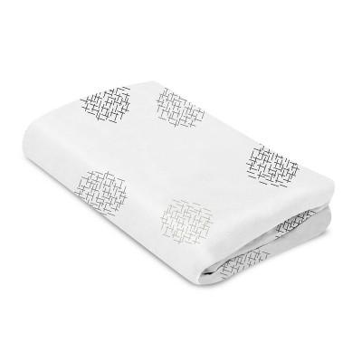 4moms MamaRoo Sleep Bassinet Baby Fitted Sheet - White