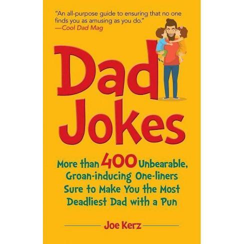 Dad Jokes - by  Joe Kerz (Hardcover) - image 1 of 1
