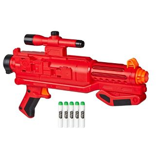 NERF Star Wars - Sith Trooper Blaster