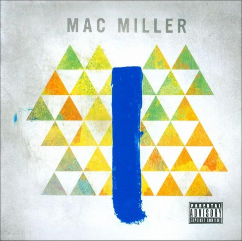 Mac Miller - Blue Slide Park [Explicit Lyrics] (CD) - image 1 of 1