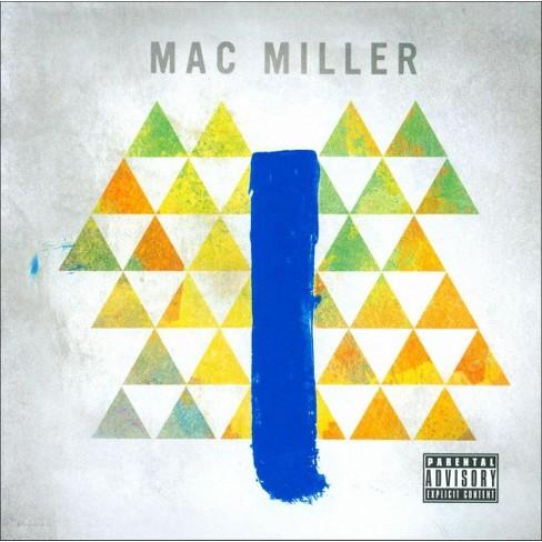 Mac Miller - Blue Slide Park [Explicit Lyrics] (CD) - image 1 of 1