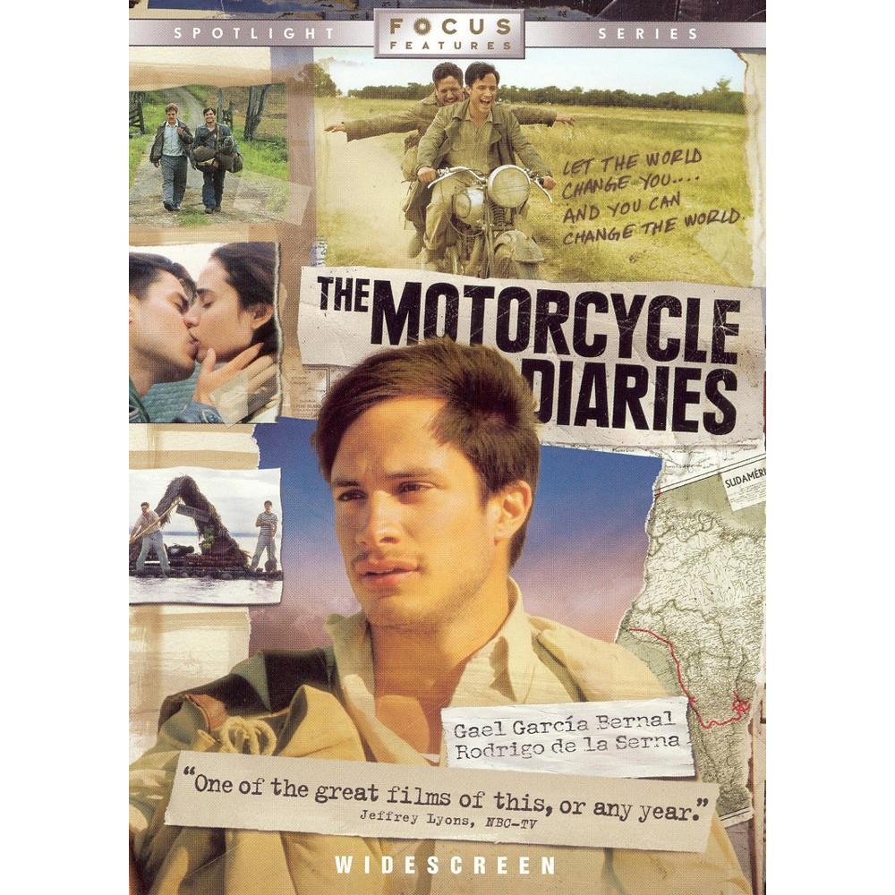 The Motorcycle Diaries (WS) (Spotlight Series) (dvd_video)