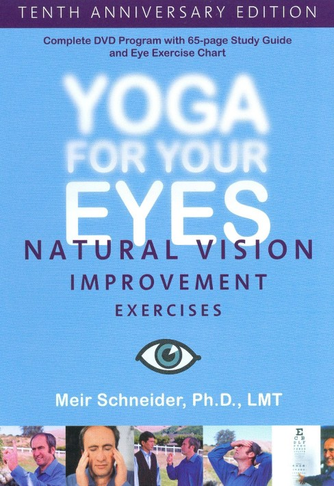 Yoga for your eyes 10th anniversary e (DVD) - image 1 of 1