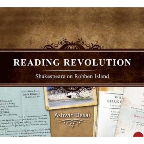 Reading Revolution - by  Ashwin Desai (Hardcover) - image 1 of 1