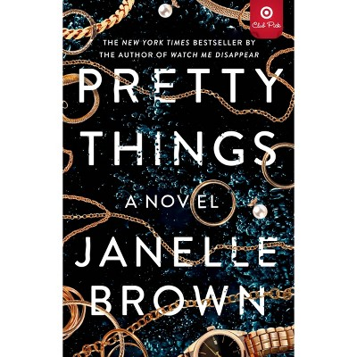 Pretty Things - Target Exclusive Edition by Janelle Brown (Paperback)