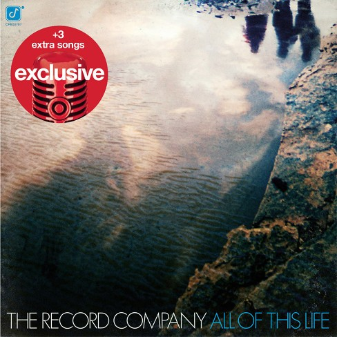The Record Company - All of This Life (Target Exclusive) (CD) - image 1 of 1