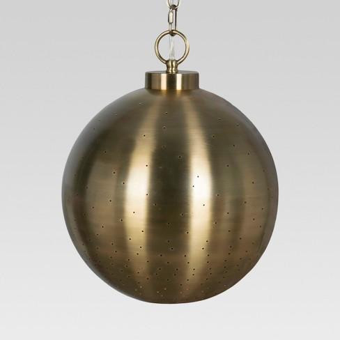 brass hanging pendant lamp threshold - Hanging Lamp