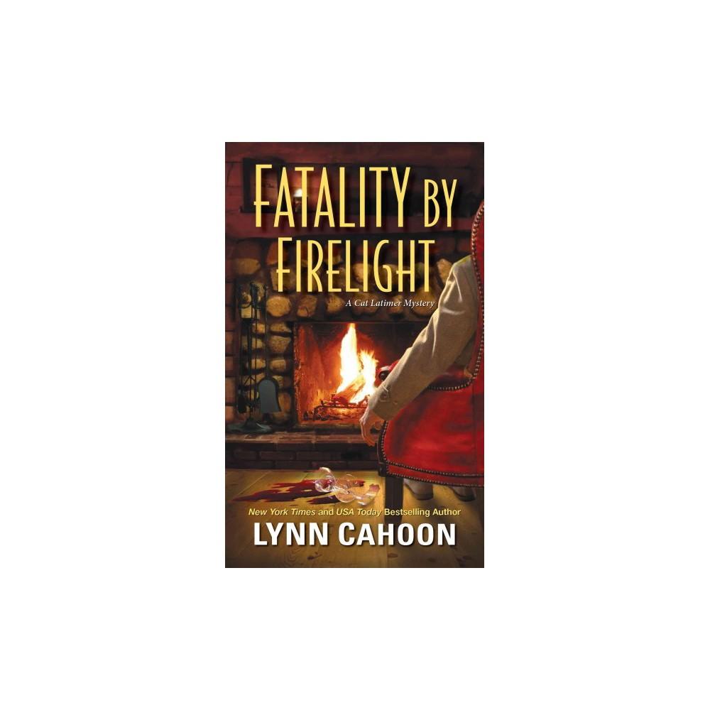 Fatality by Firelight (Paperback) (Lynn Cahoon)