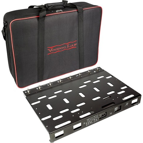 Voodoo Lab Dingbat PX Pedalboard Power Package with Pedal Power 4x4 and PX-8 PLUS - image 1 of 6