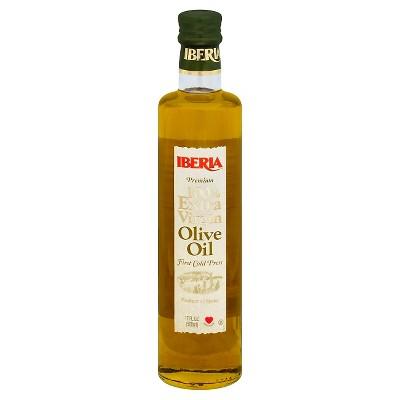 Iberia Premium Extra Virgin Olive Oil 17oz