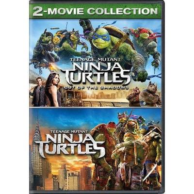 Teenage Mutant Ninja Turtles 2-Movie Collection (DVD)