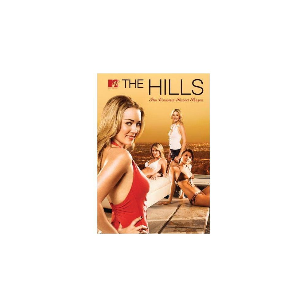 The Hills The Complete Second Season Dvd 2007