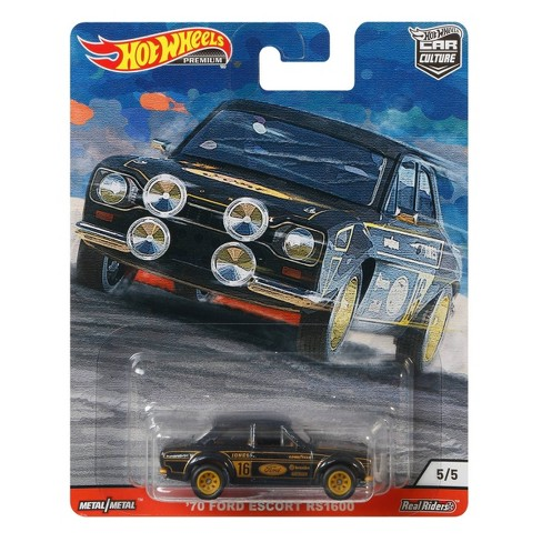 Hot Wheels '70 Ford Escape RS 1600 - image 1 of 1