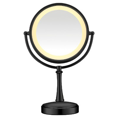 Conair Cosmetic Mirror Matte Finish - Black