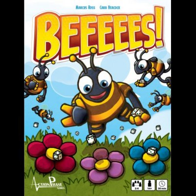 Beeeees! Board Game